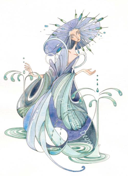 Esprits De La Nature Esprits De La Nature Fées Elfes