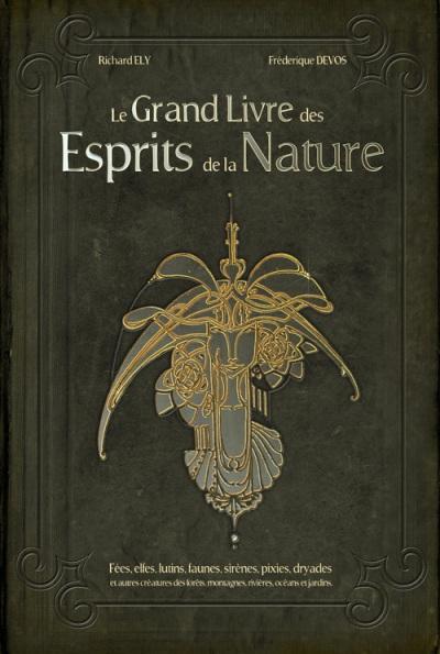 Livre sur les fées, lutins, elfes, gnomes et autres esprits de la nature