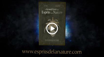une série de vidéos sur les fées, elfes, esprits de la nature