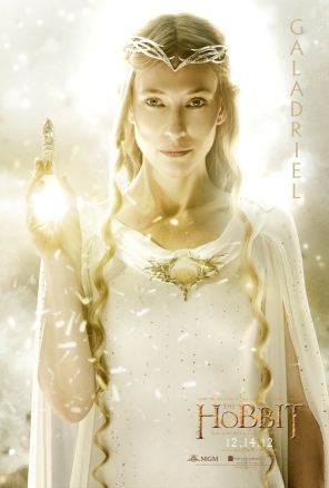 the hobbit galadriel elfes Tolkien